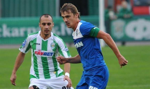 Калиниченко против Пашаева, фото М. Лысейко, Football.ua