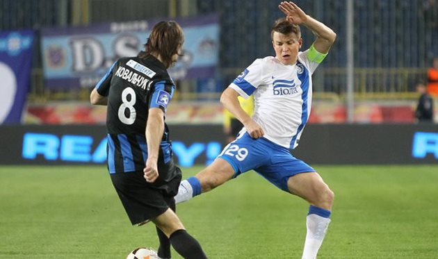 Ротань считает, что судьи помогают соперникам Днепра. Фото Football.ua