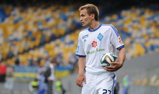 Евгений Макаренко, фото И.Хохлова, Football.ua