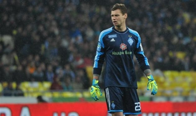 Александр Рыбка, фото Football.ua