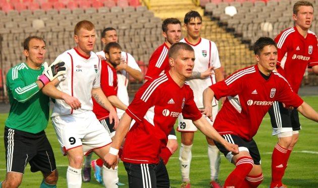 Горняк-Спорт сполна реваншировался за поражение в первом круге, fcgornyak.dp.ua