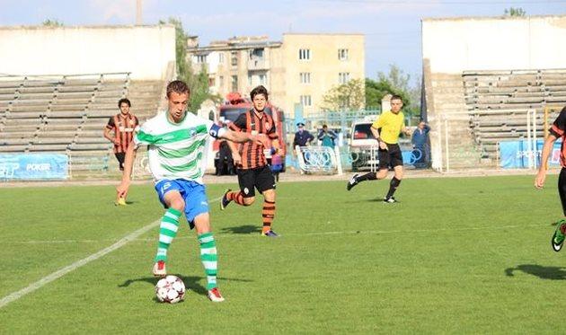 Артем Ситало, фото fckristal.at.ua