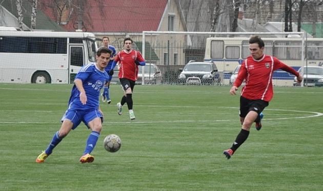 Кремень и Горняк пересекались этой зимой в контрольных матчах, фото fcgornyak.dp.ua