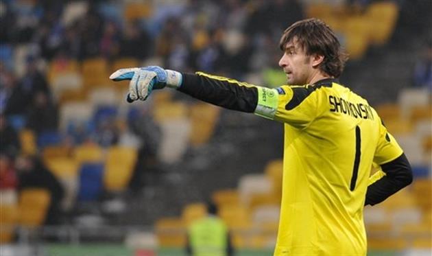 Александр Шовковкий, Football.ua