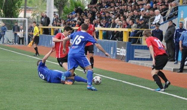 В Кременчуге претенденты на «зону первой лиги» обошлись без голов, фото fckremen.com