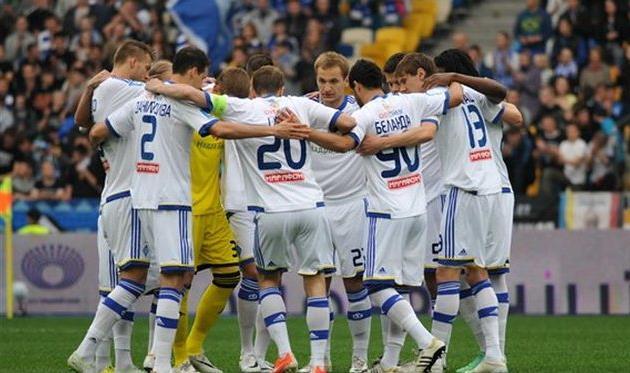 Впервые за 7 лет Динамо выиграло Кубок Украины