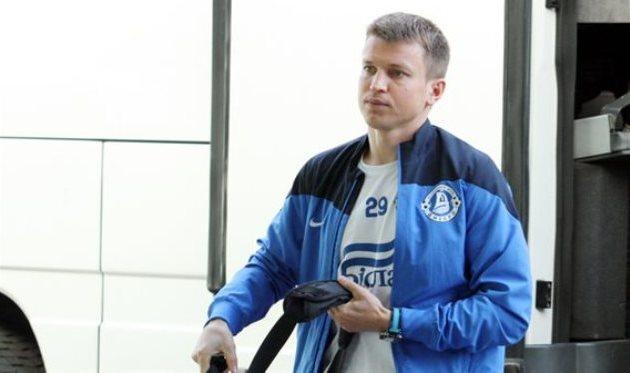 Руслан Ротань, фото Олега Дубины, Football.ua