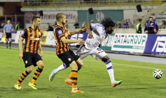 Дьемерси Мбокани, Football.ua