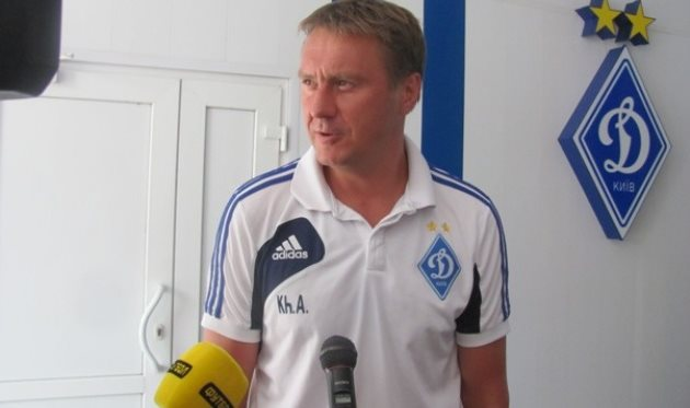 Александр Хацкевич, Football.ua
