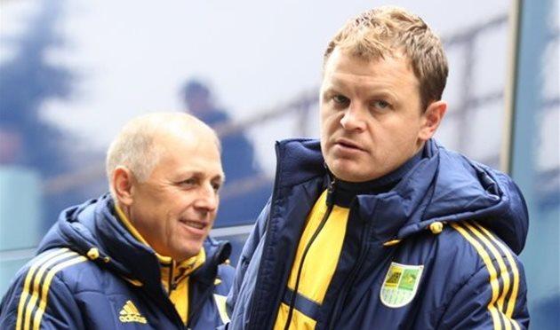 Андрей Березовчук, Football.ua