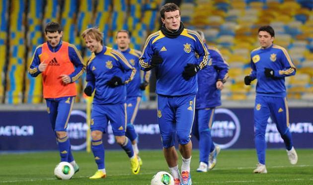 Артем Федецкий, фото Ильи Хохлова, Football.ua