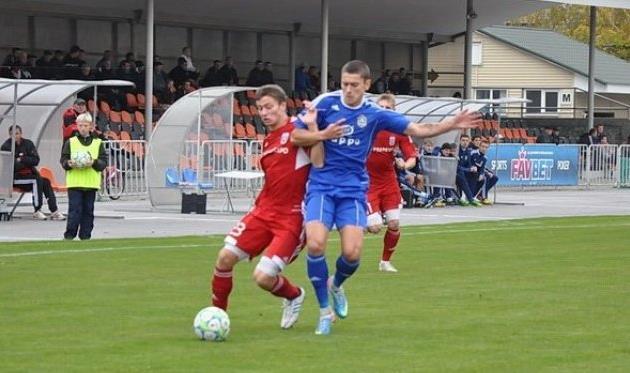 Надднепрянское дерби второй лиги состоится в Кременчуге, фото fckremen.com