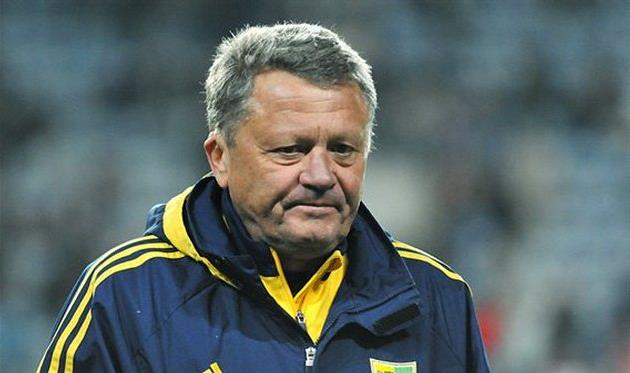 Мирон Маркевич, фото М.Масловского, Football.ua