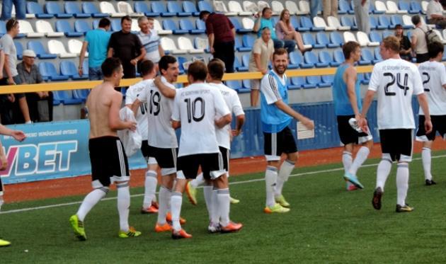 Горняк-Спорт триумфовал в Кременчуге, фото gornyak-sport.net