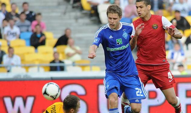 Артем Кравец не сдается, фото Football.ua