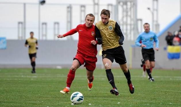 Руслан Качур (слева), фото gelios.ua