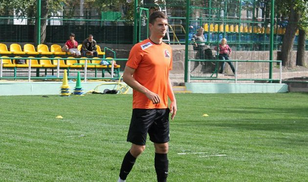 Никита Ткачев - автор 11-го хет-трика второй лиги в этом сезоне
