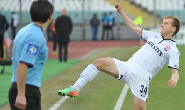 Иван Петряк, © Алексей Ковалев, Football.ua