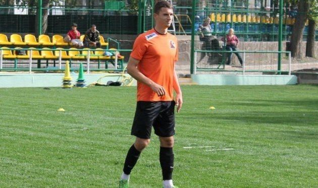 Никита Ткачев, фото fcshakhter.com.ua