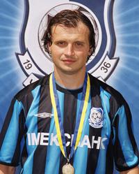Андрей Кирлик, chernomorets.odessa.ua