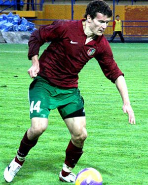 Артем Федецкий, фото fckharkov.com.ua