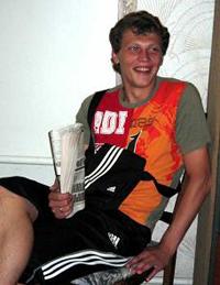 Андрей Пятов, фото terrikon.dn.ua