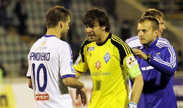 Александр Шовковский, Football.ua