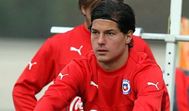 Мико Альборньос, фото www.prensafutbol.cl