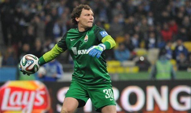 Андрей Пятов, фото Football.ua