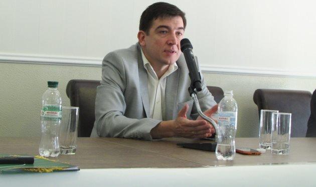 Сергей Макаров, фото Артура Валерко, Football.ua