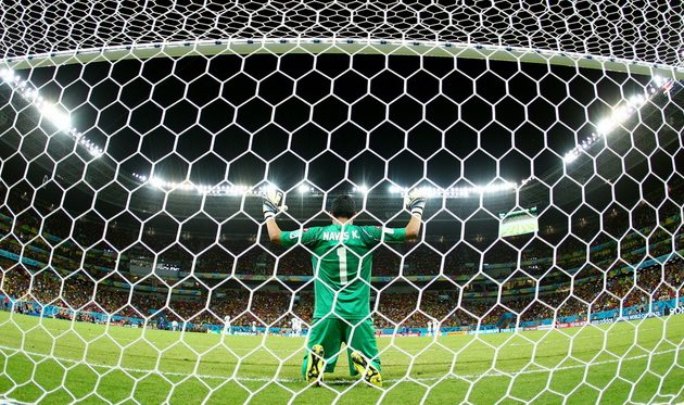 Леванте отклонил предложение Атлетико по Кейлору Навасу