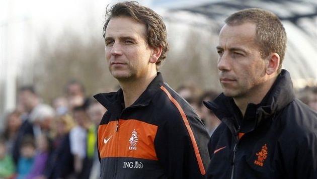 Альберт Стивенберг (слева), фото uefa.com