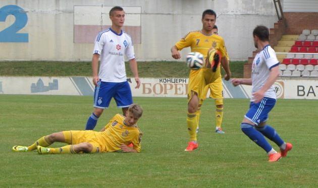 фото А. Валерко, Football.ua