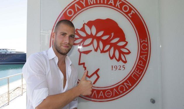 Пайтим Касами, olympiacos.org