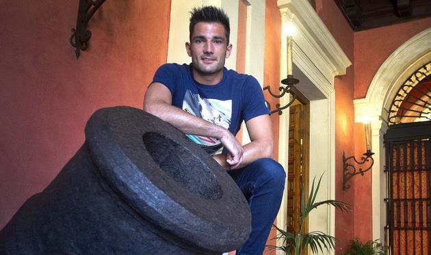 Адан доволен в Севилье, фото as.com