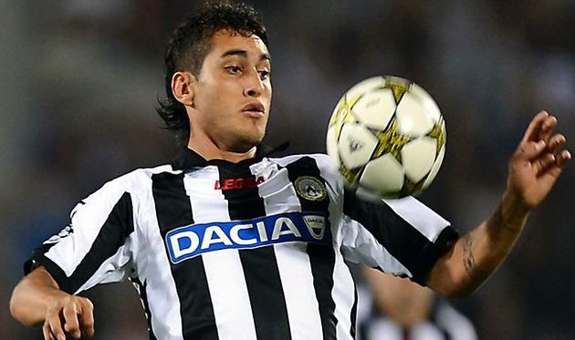 Роберто Перейра, italianfootballdaily.com