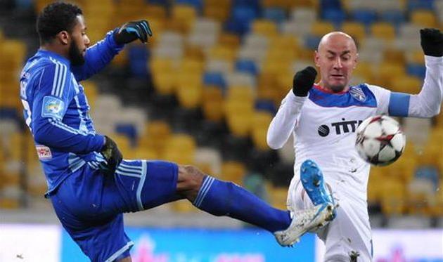 Сергей Назаренко (справа), football.ua