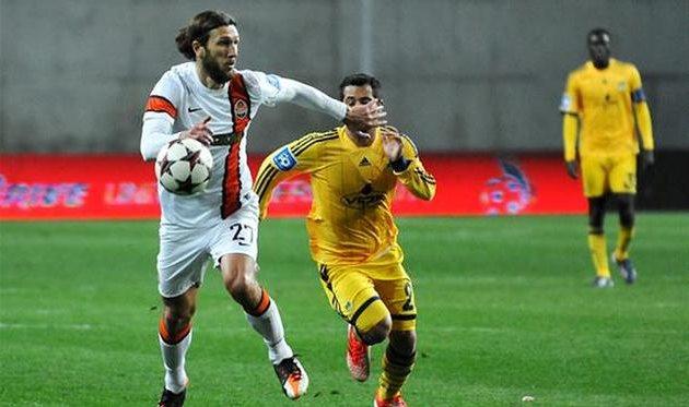 Дмитрий Чигринский, фото М.Масловского, Football.ua