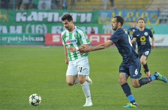 Младен Бартулович, Football.ua