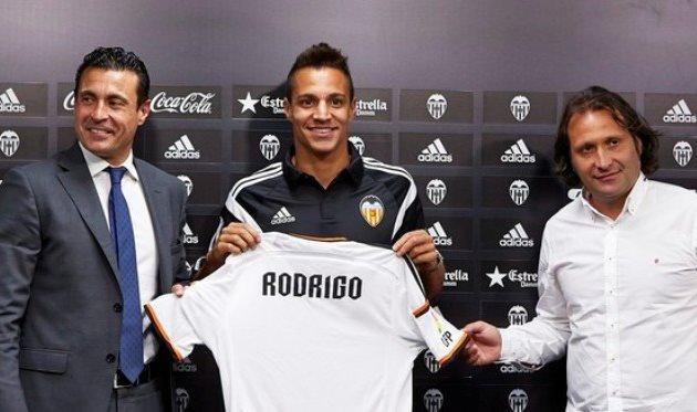 Родриго, valenciacf.com