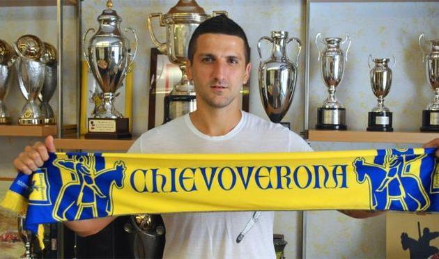 Алессандро Гамберини, фото chievoverona.it