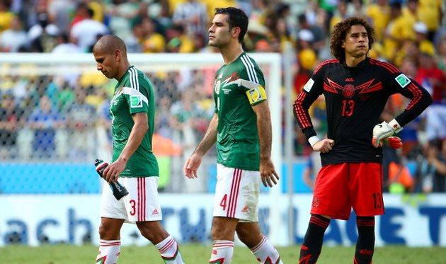 Рафаэль Маркес (посередине), Getty Images