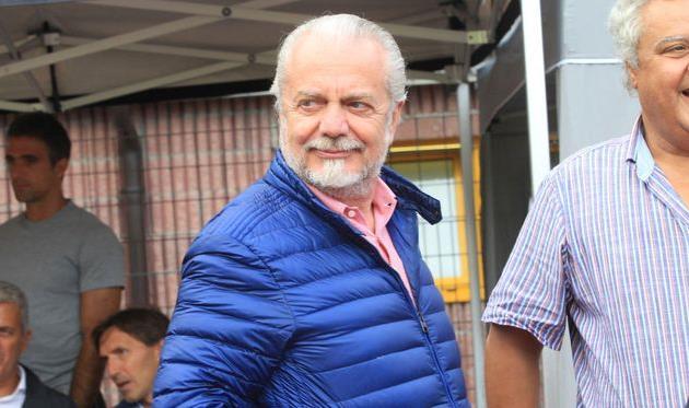 Аурелио Де Лаурентис, corrieredellosport.it