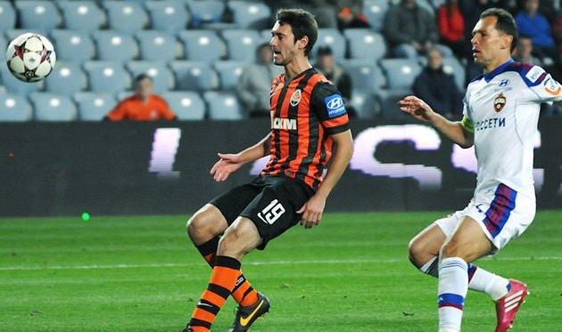Факундо Феррейра (слева), фото М.Масловского, Football.ua