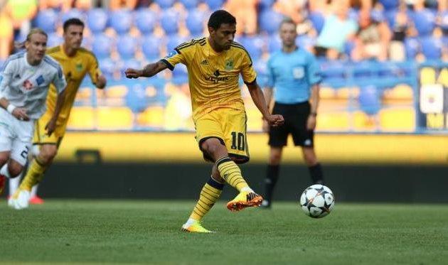 Клейтон Шавьер, © Роман Шевчук, Football.ua