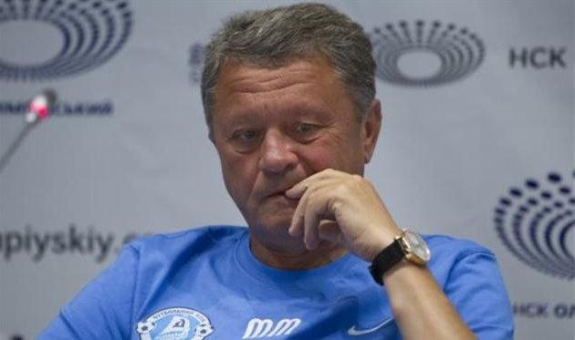 Мирон Маркевич: на Украине никогда не было такого, чтобы болельщики атаковали гостей