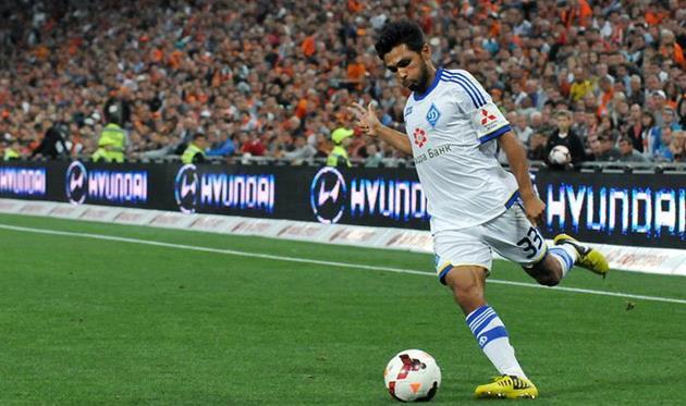 Бенуа Тремулинас, фото Михаила Масловского, Football.ua