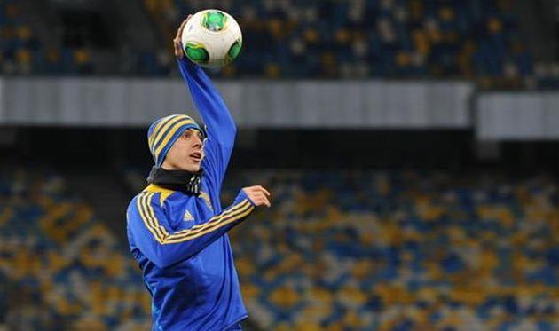 фото И. Хохлова, Football.ua