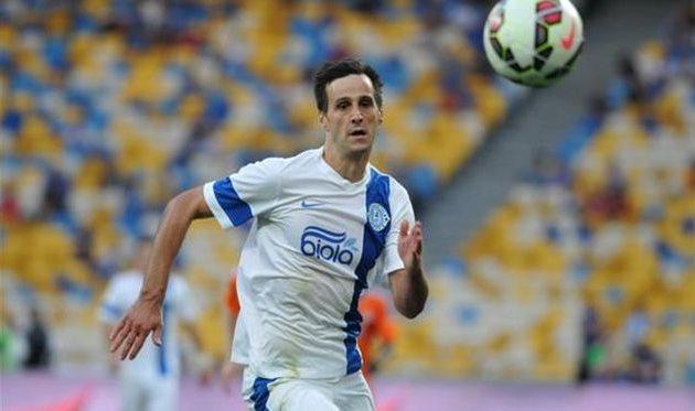 Никола Калинич, фото И. Хохлова, Football.ua