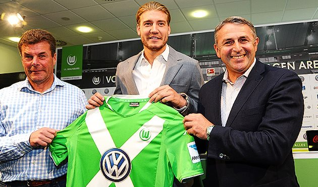 Вольфсбург: Бендтнер подписал трехлетний контракт